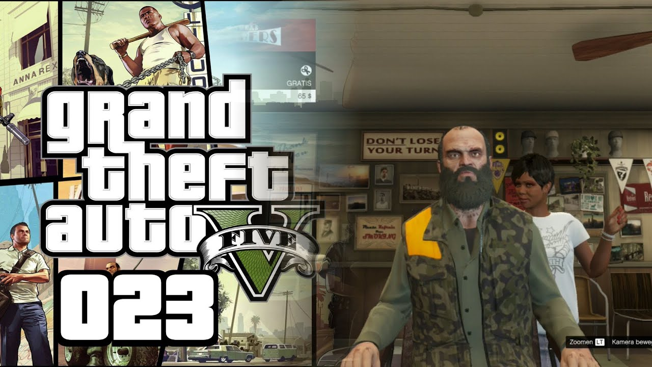 Gta 5 frisuren fur trevor