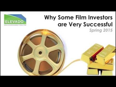 Investing In film; Why Elite Film Investors are so Successful
