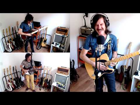 My Babe (Little Walter - Albert King) Feat. Tiago Galleli