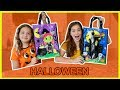 HALLOWEEN SWITCH UP CHALLENGE | SISTER FOREVER