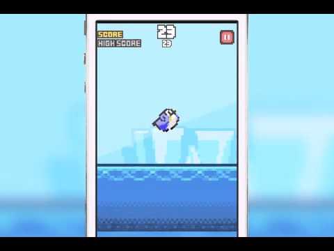 'Antarctic Escape' ( Magic Cube's New FREE Game )