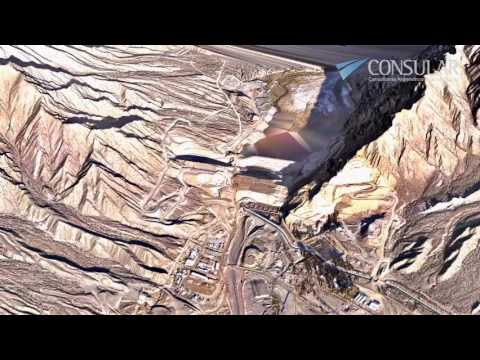 Aerial LiDAR - Project : Water Dam San Juan, Argentina