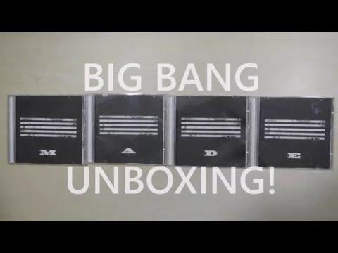 BIGBANG MADE SERIES Unboxing (BLACK)
