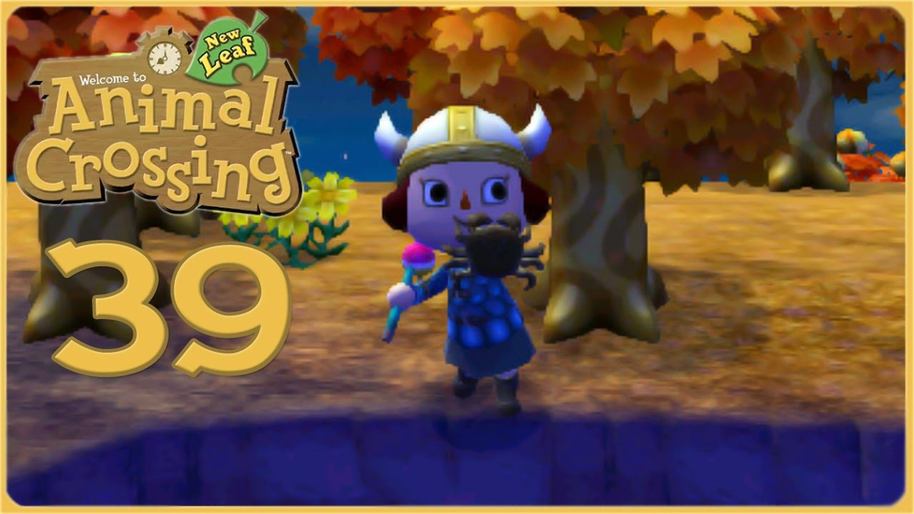 Night Of The Mitten Crabs Animal Crossing New Leaf Episode
