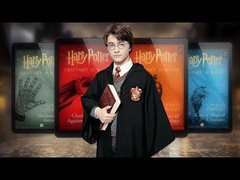 (Good News) JK Rowling Release Four New Harry Potter Books | Wizarding World