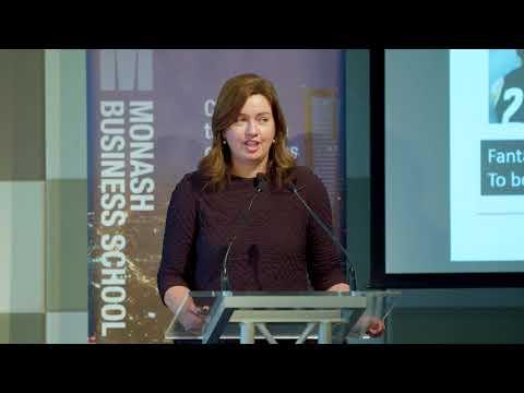 Business Breakfast: Marketing Sport - Brigette McGuire