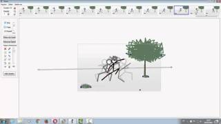 ► Maybe Bucket Head - TIME LAPSE (Speed Animation) - Pivot Stickfigure Animator