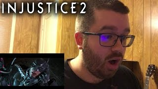 Injustice 2 - Shattered Alliances Part 5 Reaction!