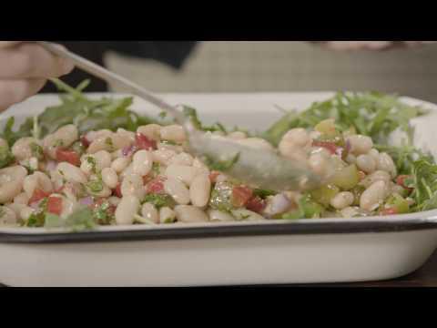 Cannellini Bean Salad | Bubbies Kitchen | Bubbies.com