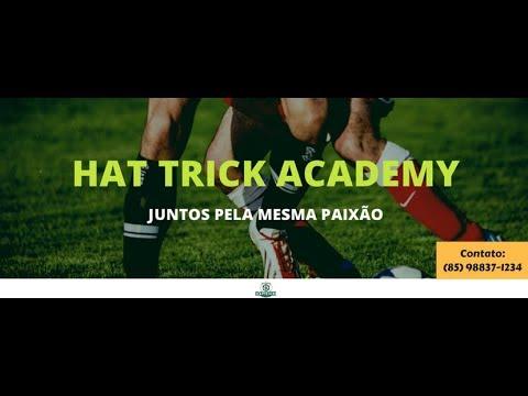 HAT TRICK ACADEMY - FORTALEZA - JOGO 1 - 02.02.2019