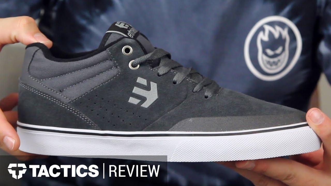Skate shoes ankle support - Etnies Marana Vulc Mt Skate Shoes Review Tactics Com
