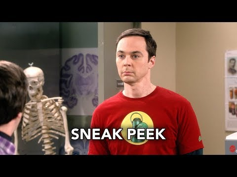 "The Big Bang Theory 11x05 Sneak Peek ""The Collaboration Contamination"" (HD)"