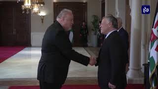 الملك عبدالله الثاني يتقبَلُ أوراق اعتمادِ عدد من السفراءِ - (29-11-2018)