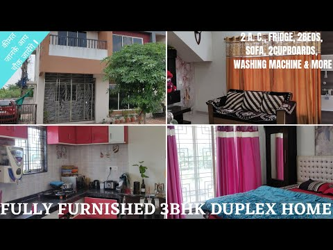 Fully Furnished (RESALE) 3BHK duplex in Hingna (Nagpur) with White Goods   REALTY DIGEST  