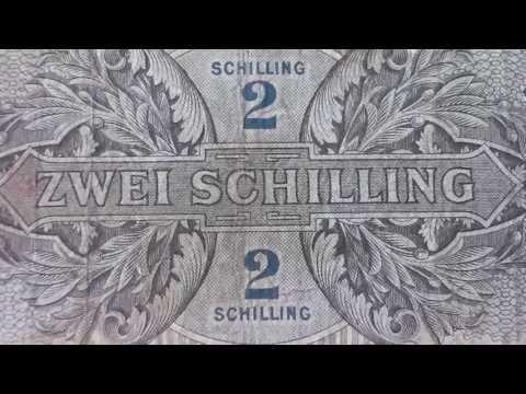 Alliierte Militärbehörde - 2 Schilling of Austria in HD