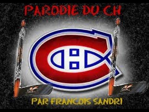 Les Habs jouent contre Colorado - Chanson parodie - Canadiens de Montreal
