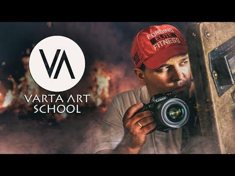 VARTA ART SCHOOL — Онлайн школа видео
