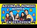 NOOBEES 2 - ADIVINA EL NOMBRE DE LOS PERSONAJES EN DESORDEN  TEST - NICKELODEON