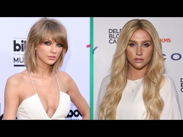 Are Taylor Swift and Kesha Collaborating? Cryptic Selfie Sparks Rumors!