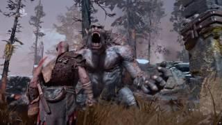 God of War E3 2017 Trailer thumbnail