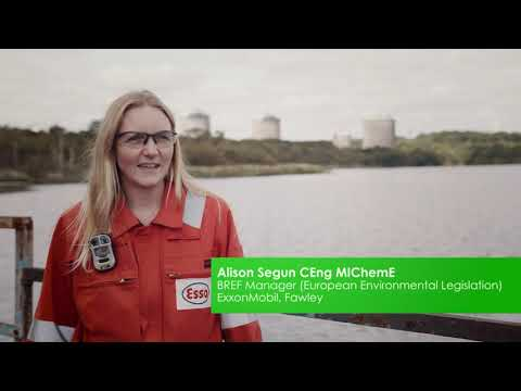 Meet The Chemical Engineers Working At ExxonMobil