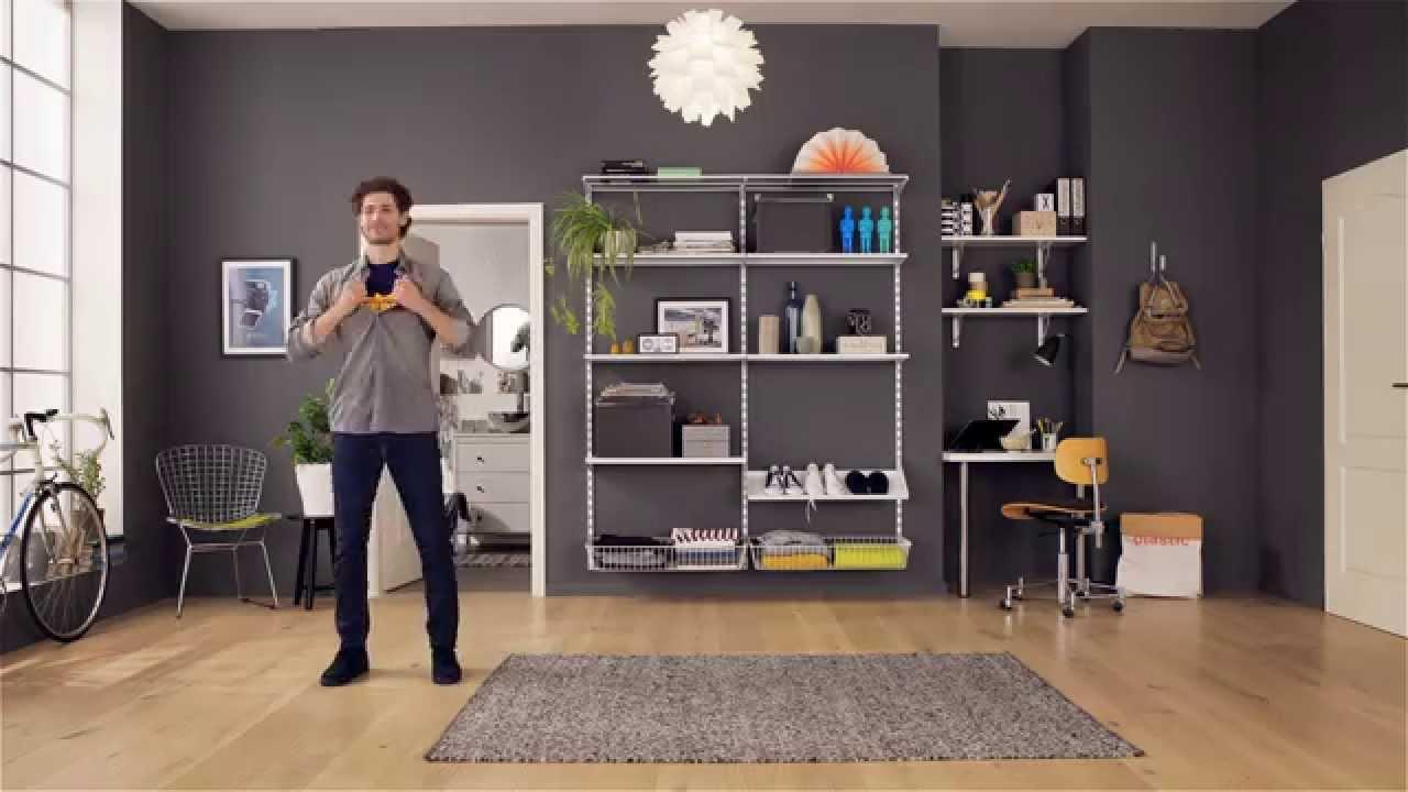 Regalsysteme von Element System - Be your own hero - YouTube