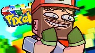 IT TRANSFORMED Crew Pixelmon Season 3 Episode 12 Minecraft Pokemon Mod