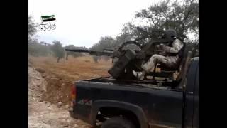 17 10 2015  Сирия  Запись боевиков