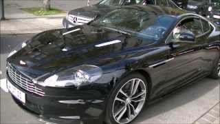 3 Hours of Carspotting in Düsseldorf:DBS,F12,GT2,R8 and More! 1080p HD