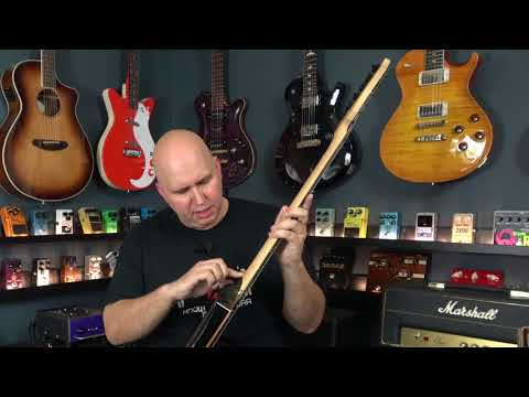 I Review The Chapman Standard Ghost Fret From Guitar Center