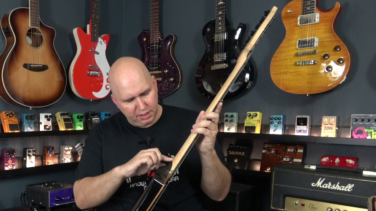 i review the chapman standard ghost fret from guitar center youtube. Black Bedroom Furniture Sets. Home Design Ideas
