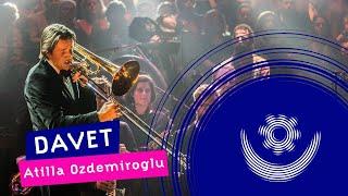 Davet - Atilla Ozdemiroglu | Nederlands Blazers Ensemble