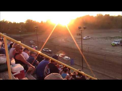 Butler Motor Speedway Street Stock Heat #3 8/6/16