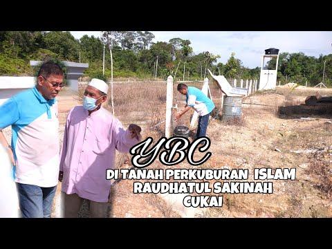 YBC DI TANAH PERKUBURAN ISLAM RAUDHATUL SAKINAH CUKAI, KEMAMAN from YouTube · Duration:  1 minutes 59 seconds