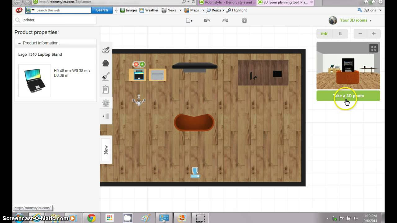 Roomstyler tutorial youtube for Roomstyler com