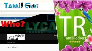 Formaly Lycamovies.com Now LycaProductions | Online Piracy Website | Tamilrockers, Tamilgun