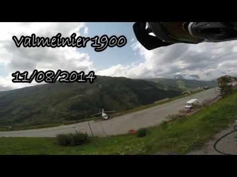 2014-08-11 Hélicoptère à Valmeinier