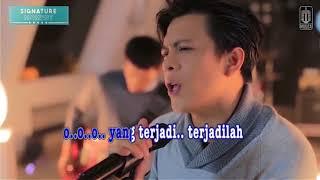 NOAH   Kupu Kupu Malam   Karaoke Version