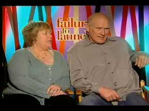 Terry Bradshaw Kathy Bates interview for Failure to Launch