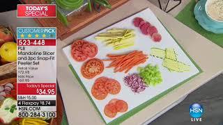 HSN | Kitchen Solutions featuring Cuisinart 02.09.2018 - 11 AM