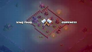 CoC builder base terrible attempts of attacks