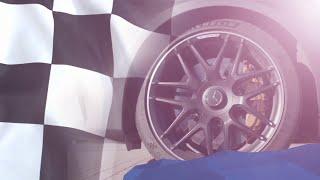 DriveStyle: Matthias Malmedie y Helge Thomsen en la Autobahn con el Mercedes-AMG.