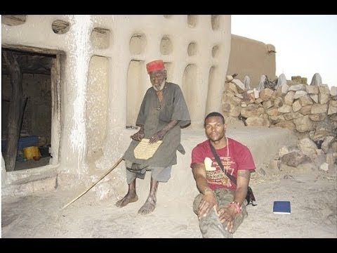 "My exclusive interview with the real Hogon. ""Dogon chief and spiritual master"""