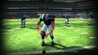 [Wii] Madden NFL 12 - gameplay and presentation.
