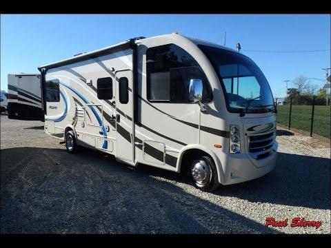 2017 thor motor coach vegas 25 2 walk thru 8702 youtube for Thor motor coach vegas for sale