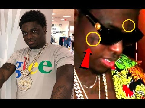 Kodak Black PROVES he's NOT a CLONE, returns to IG and DROPS VIDEO showing off NEW ICE