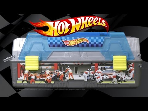 Hot Wheels Race Case from Mattel