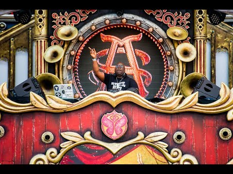 Tomorrowland Belgium 2017 | Carl Cox