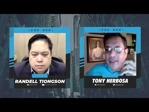 Cryptocurrency talk with Tony Herbosa