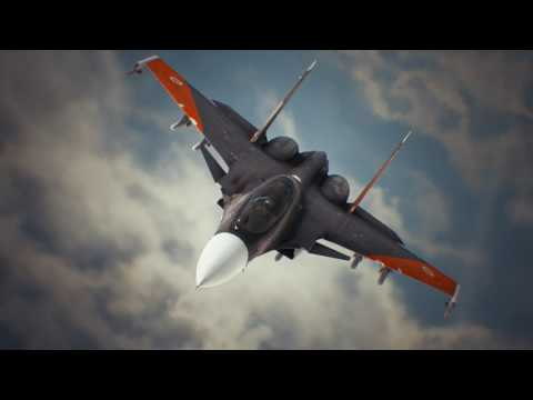 ACE COMBAT 7: SKIES UNKNOWN - E3 2017 Trailer   PS4, XB1, PC